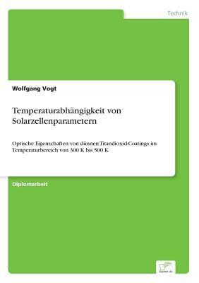 Temperaturabhängigkeit von  Solarzellenparametern