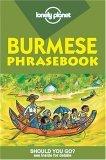Lonely Planet Burmese Phrasebook