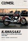 Kawasaki Vn800 Vulcan & Vulcan Classic 1995-2004