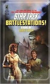 BATTLESTATIONS (CLASSIC STAR TREK 31)