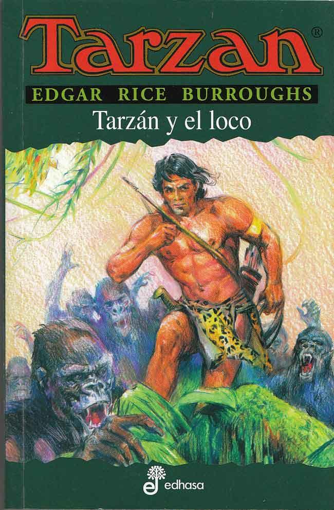 Tarzán y el loco