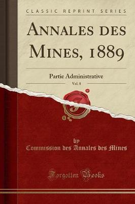 Annales des Mines, 1889, Vol. 8