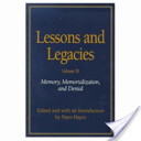 Lessons and Legacies Vol 3