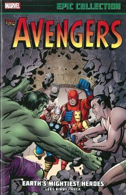 The Avengers Epic Collection 1