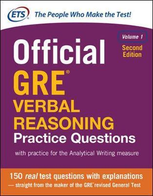 Official GRE Verbal ...