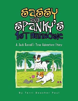 Sassy and Spanky's 1st Hurricane