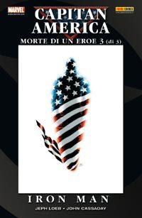 Capitan America: Morte di un eroe n. 3 (di 3)