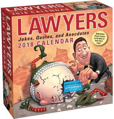 Lawyers 2018 Calendar