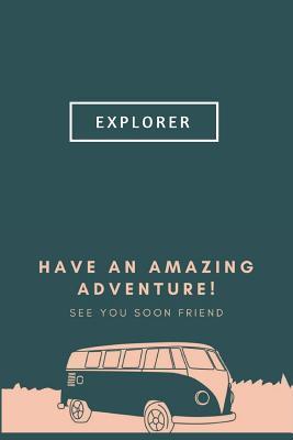 Explorer Adventure Journal