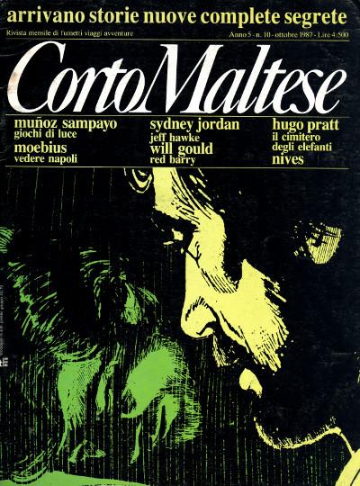 Corto Maltese [Rivista mensile di fumetti viaggi avventure]