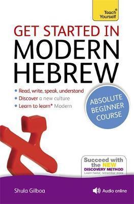 Get Started in Modern Hebrew