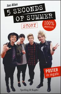 5 Seconds of Summer. Story. 100% unofficial. Con poster