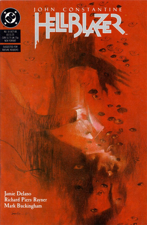 Hellblazer Vol.1 #10