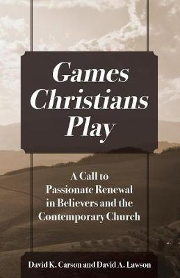 Games Christians Play