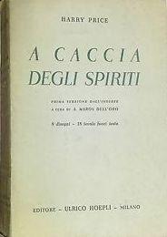 A caccia degli spiriti