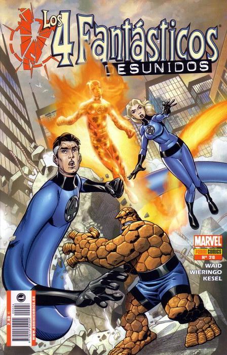 Los 4 Fantásticos Vol.1 #26 (de 34)