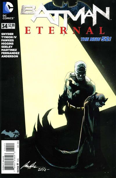 Batman Eternal Vol.1 #34