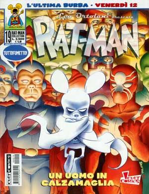 Rat-Man Collection n.19
