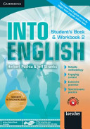 Into English Level 2 Student's Book and Workbook with Aud CD and DVD-R W/ Grammar and Vocab Maximiser W/ AudCD Italian Ed