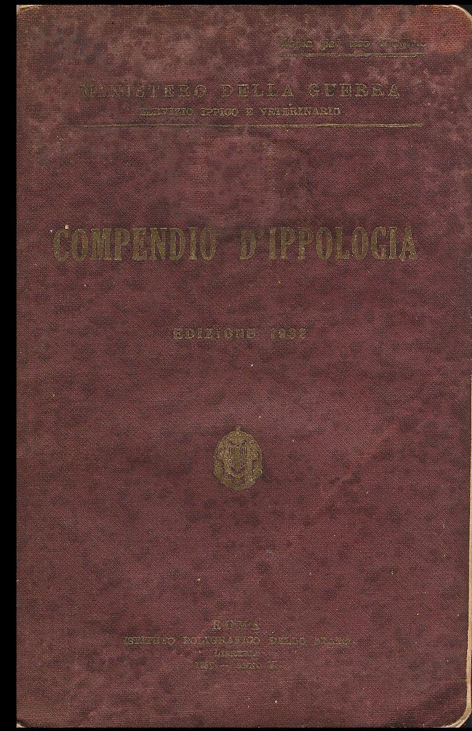 Compendio di Ippologia