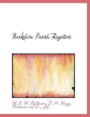 Berkshire Parish Registers