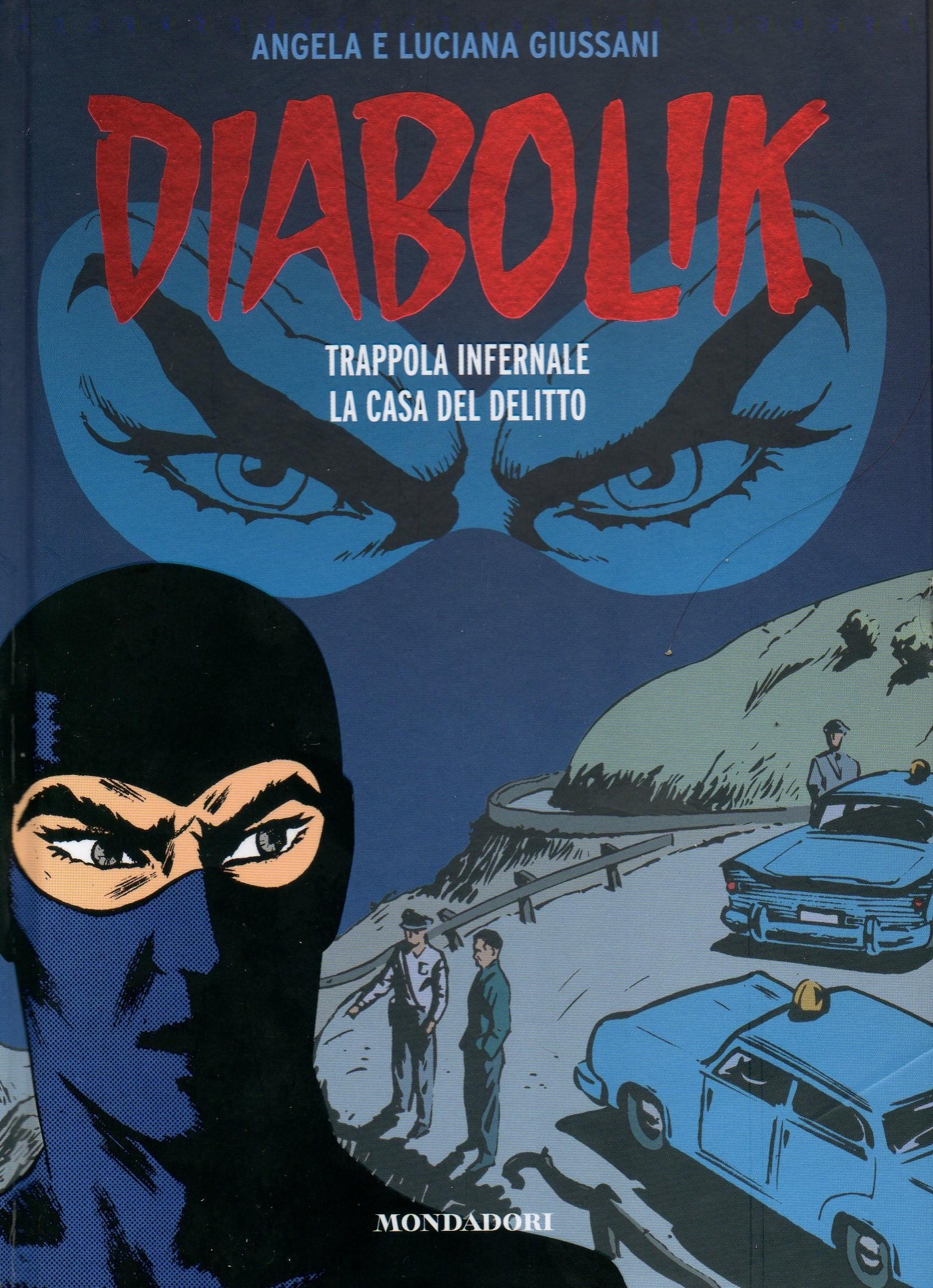 Diabolik gli anni del terrore vol. 6