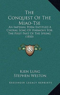 The Conquest of the Miao-Tse