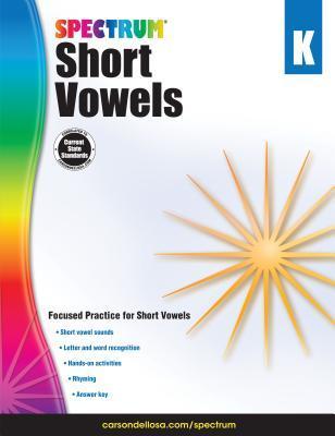 Short Vowels, Kinder...