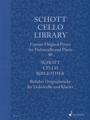 Schott Cello Library