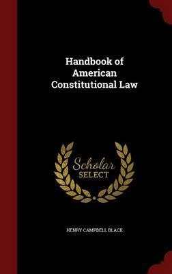 Handbook of American...