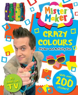 Mister Maker Sticker...