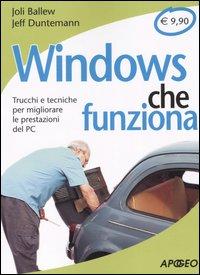 Windows che funziona