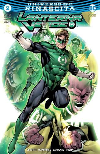 Lanterna Verde #2