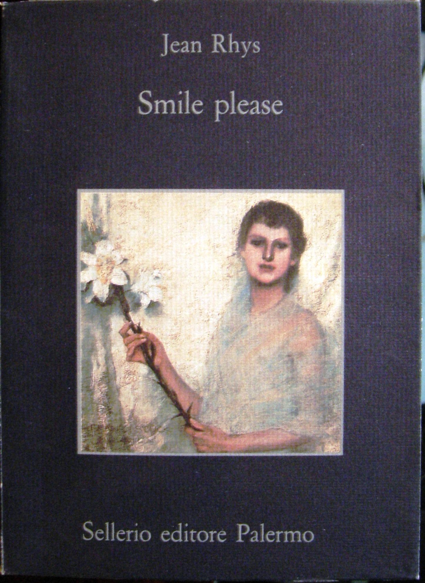 Smile, please
