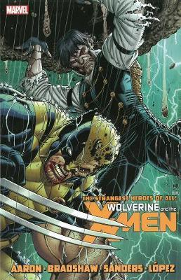Wolverine and the X-...