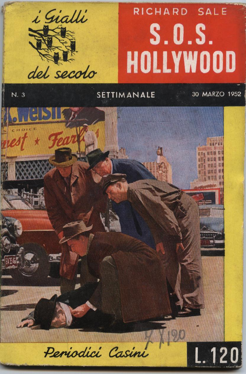 S.O.S. Hollywood