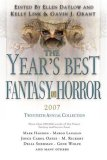 The Year's Best Fantasy and Horror, Vol. 20