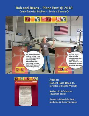Bob and Bezos - Plane Fun!