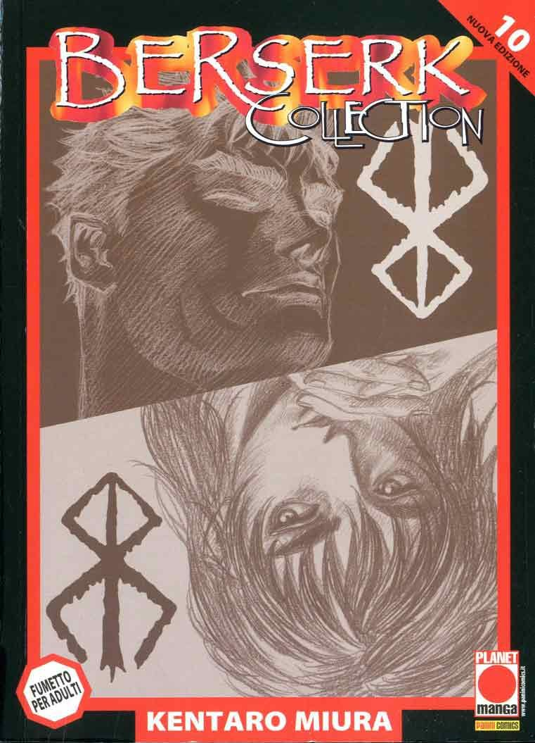 Berserk Collection Serie Nera vol. 10