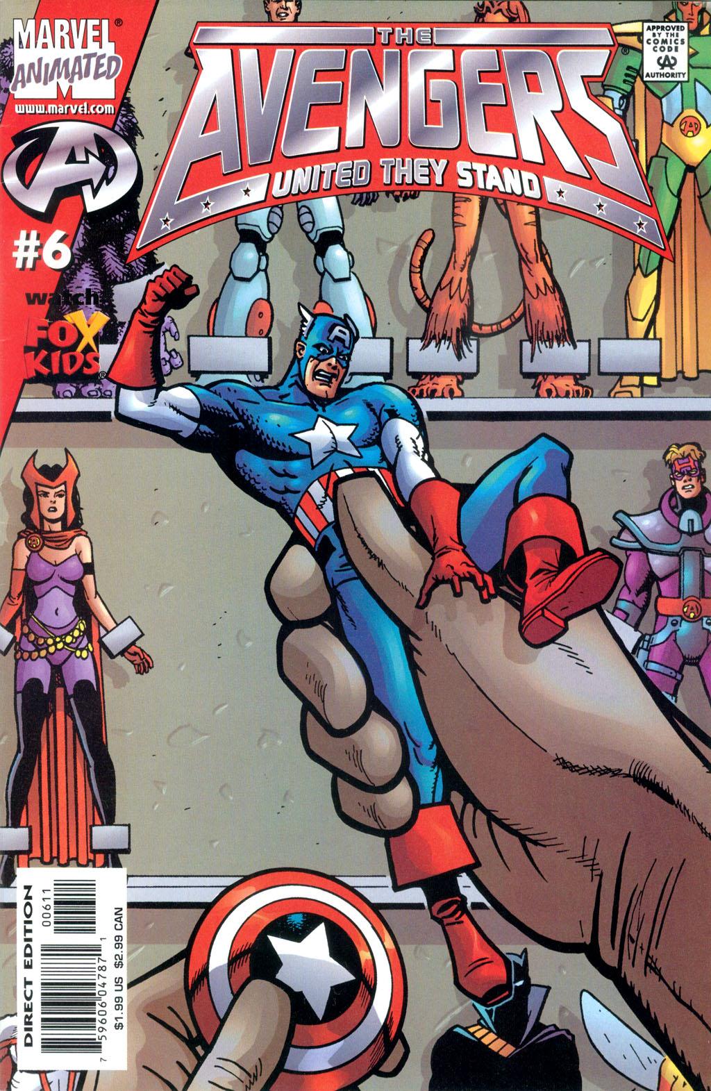 Avengers: United The...
