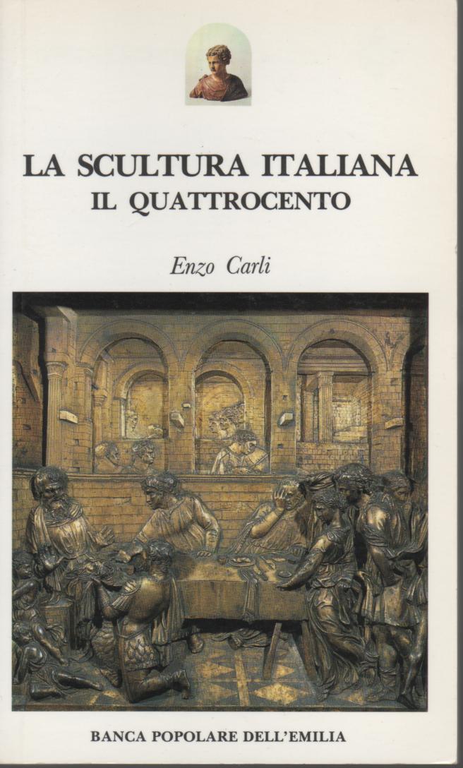 La scultura italiana...