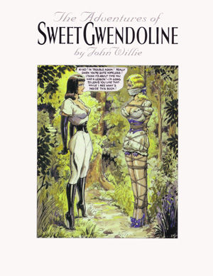 The Adventures of Sweet Gwendoline