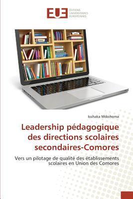 Leadership Pedagogique des Directions Scolaires Secondaires-Comores