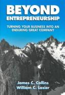 Beyond Entrepreneurship