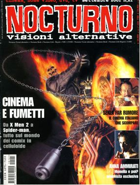 Nocturno cinema: vis...