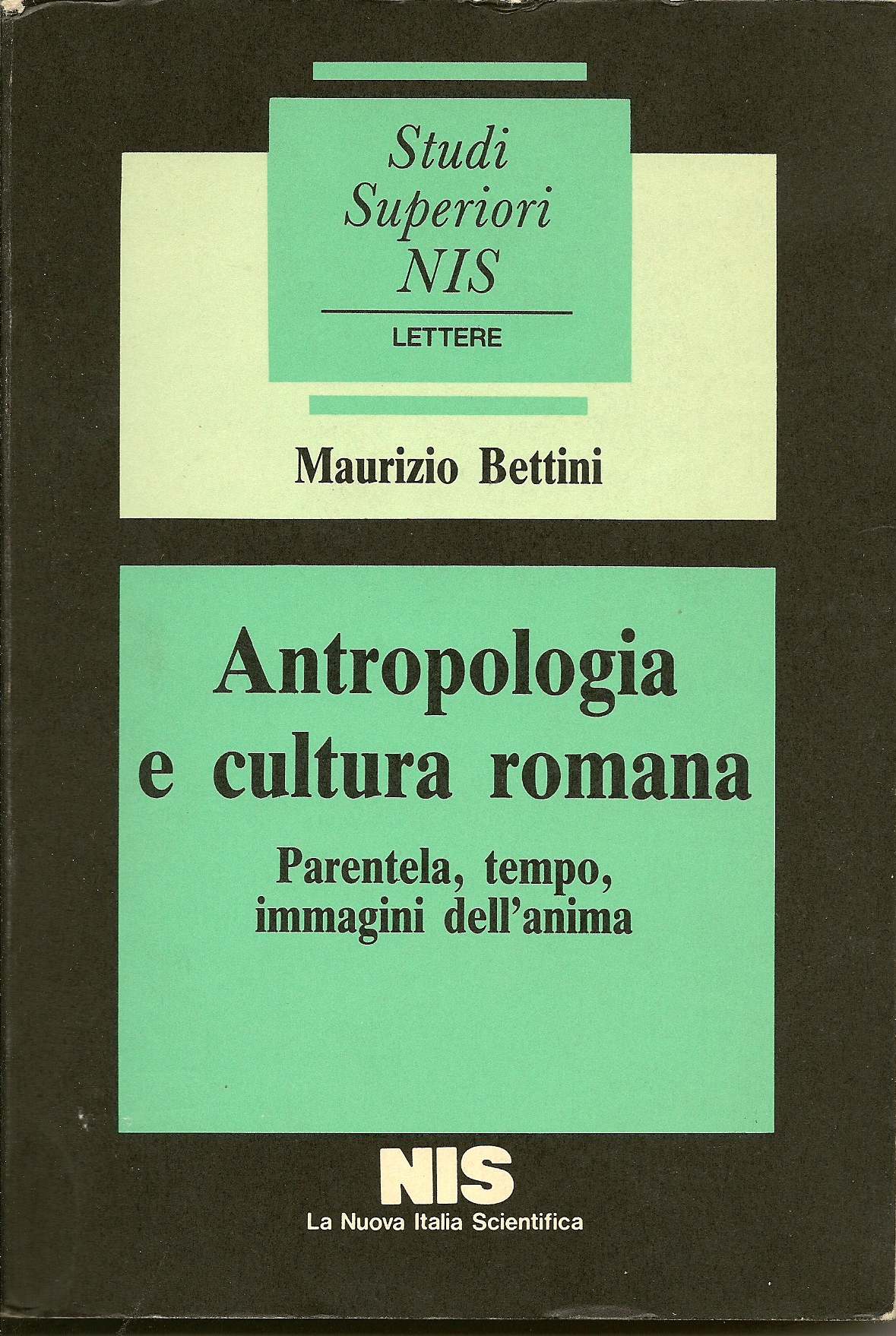 Antropologia e cultu...
