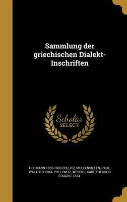 GER-SAMMLUNG DER GRIECHISCHEN