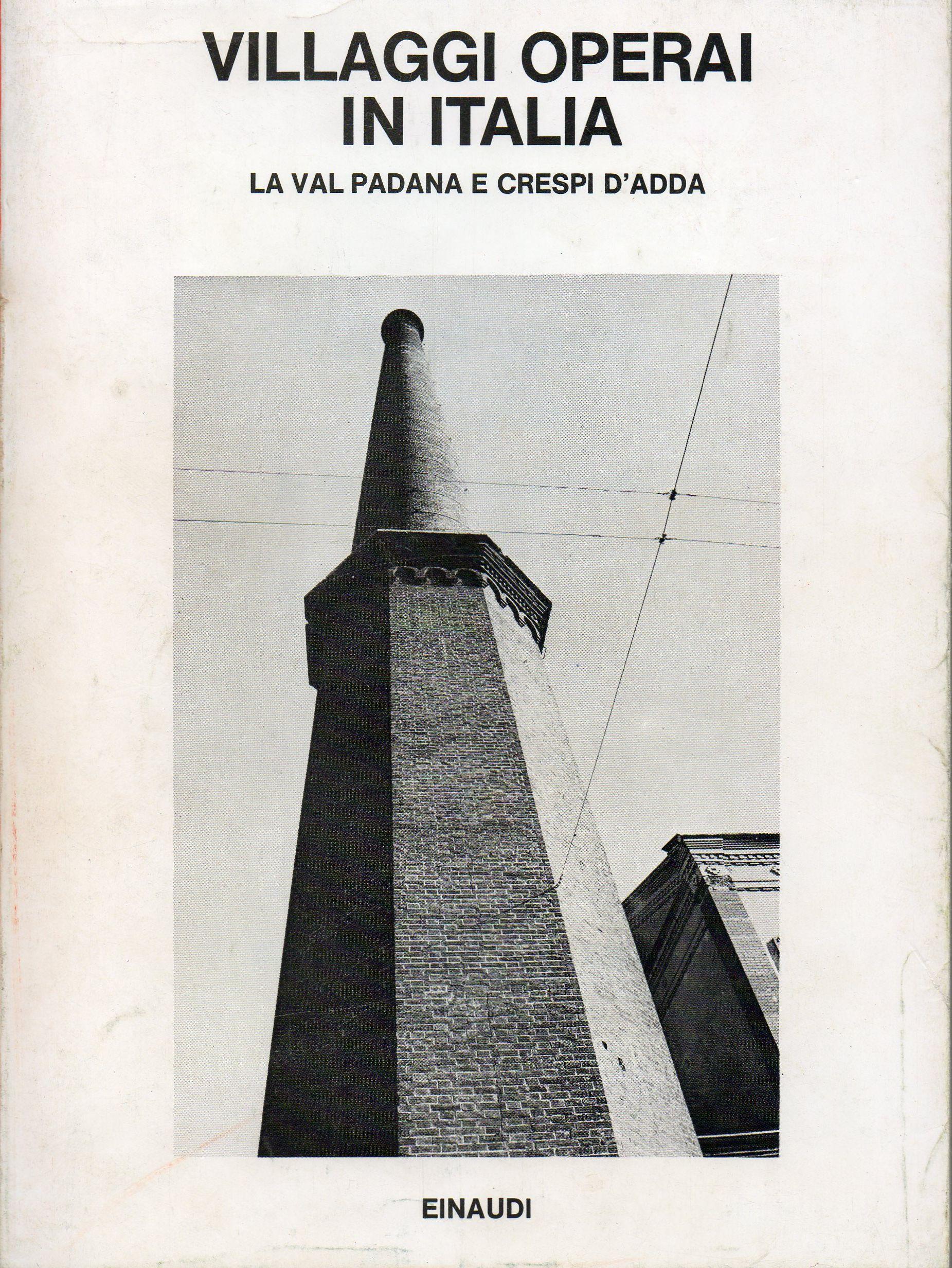 Villaggi operai in Italia