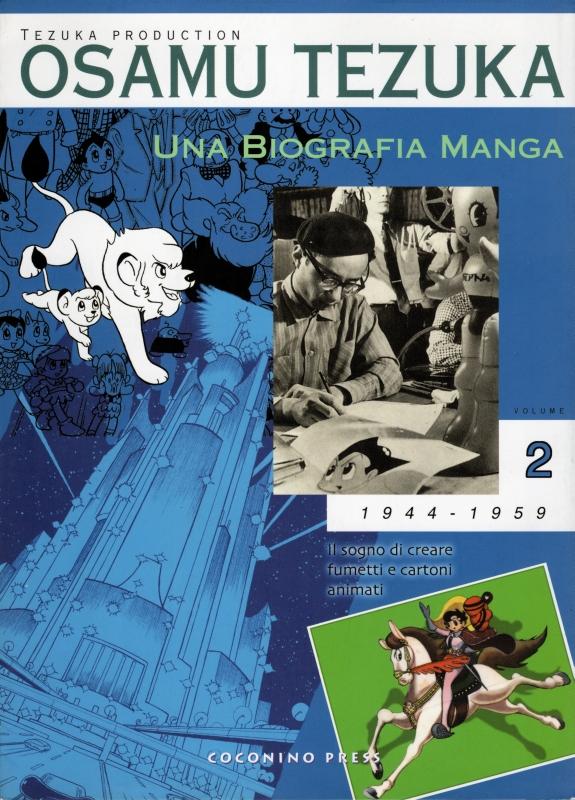 Una biografia manga ...