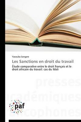Les Sanctions en Droit du Travail